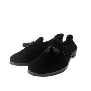 Lucky Brand Caldyn Leather Suede Loafer